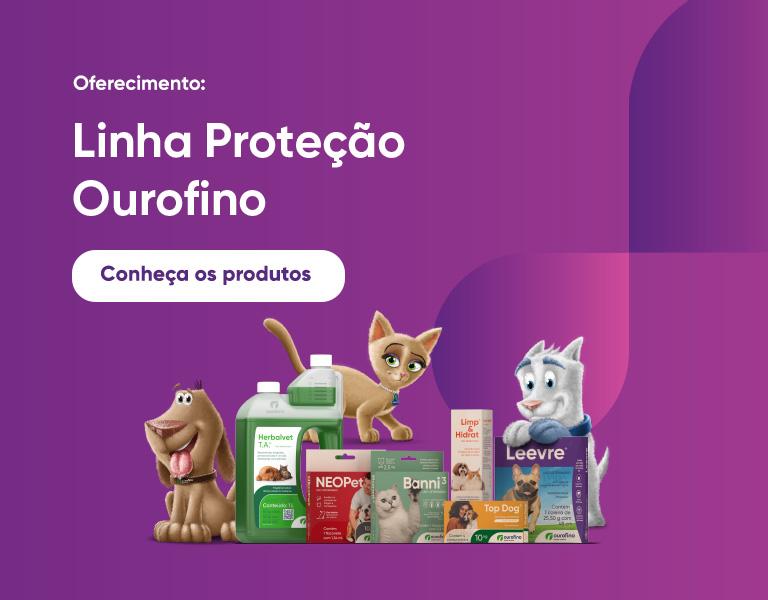 Linha Proteção Ourofino